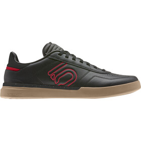 adidas Five Ten Sleuth DLX Shoes Men core black/scarlet/gum M2